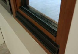 wood windows 78mm