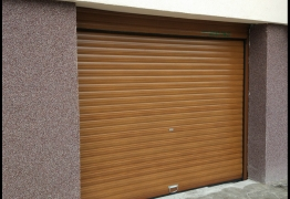 garage door thermal insulated